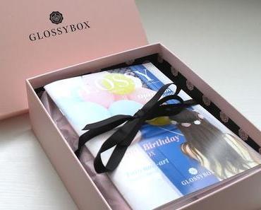 Glossy box d'Août