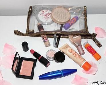 Kit débutantes : Essentiels maquillage (petit budget)