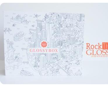 Glossybox : Rock in The City #septembre2015