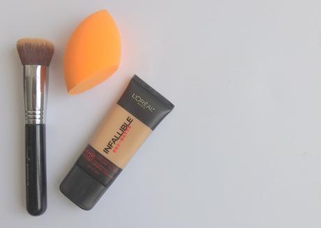 Le fond de teint Pro-Matte de l'Oréal