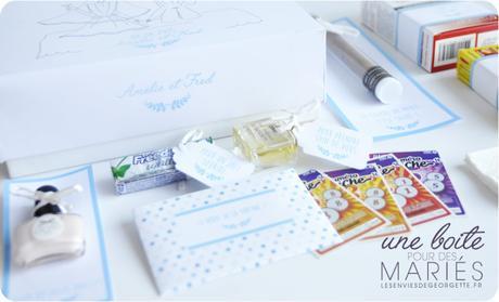 cadeau de mariage original pour les mari s. Black Bedroom Furniture Sets. Home Design Ideas