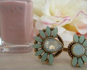 Des ongles doux et discrets avec le vernis Satin Pastel Pink de Kiko
