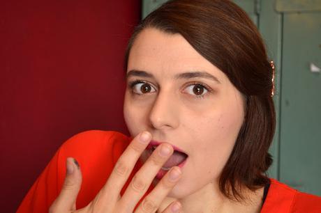 Me maquiller en 3 minutes chrono - Participation au Makeup Challenge de The Beautyst