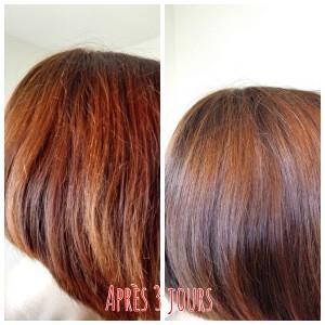 biocoiff la maline 3 jours et un shampoing aprs - Coloration Professionnelle Bio