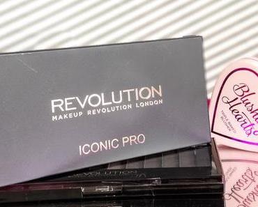Iconic Pro Makeup revolution : Dupe de la Lorac Pro?