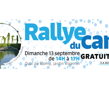 Le Rallye du Canal – Mieux vivre ensemble