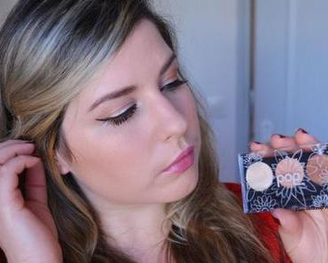 Trio « Peach Parfait » de Pop Beauty : Revue & Makeup