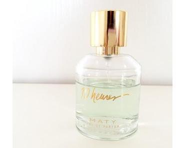 10 heures, l'eau de parfum Maty