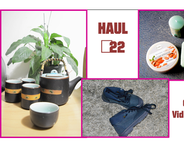{HAUL #22} Babou, Palladium, Candle, brocante....