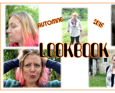 5 tenues, 5 look for automn {LOOKBOOK #6}