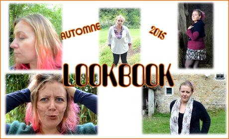 5 tenues, 5 look for automn {LOOKBOOK #6}