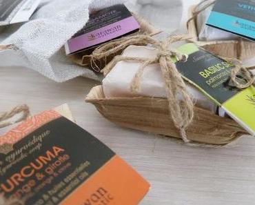 Retour aux sources avec les mini-savons ayurvédiques - Karawan Authentic