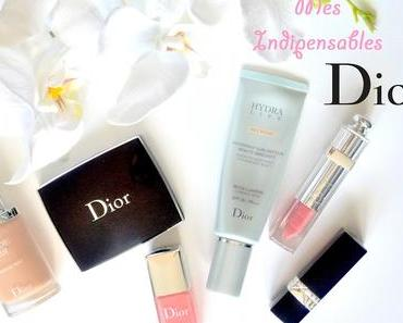 Mes indispensables… Dior