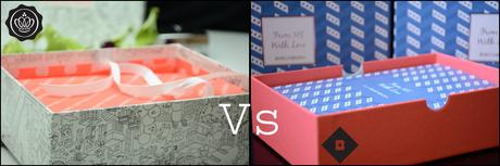 Glossybox Vs Birchbox : Le Match de Septembre !