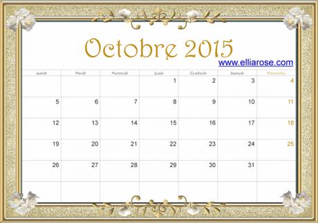 Oct 15 or ER