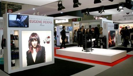 Mondial de la coiffure et de la beaut j y tais - Salon mondial de la coiffure ...