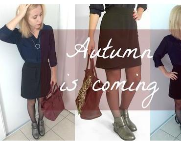LOOK DU JOUR / Autumn is coming