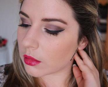 Fall Makeup : le retour du prune !