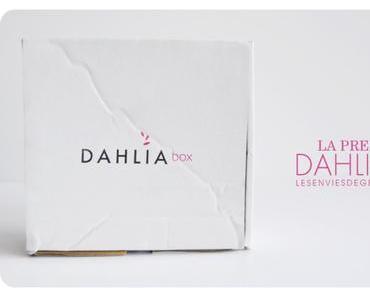 La première Dahlia Box à 1€ !