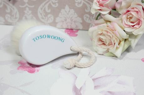 Tosowoong, ma brosse aux poils!