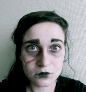 Votre fausse cicatrice - Maquillage halloween cicatrice ...