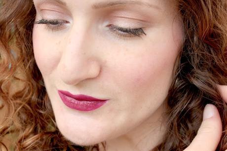 Luxury Sangria, mon Amour pour les Matte Muse Lipstick de Kiko ❤❤❤