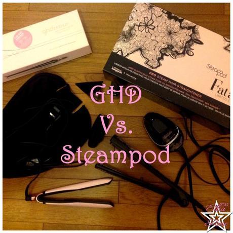 steampod vs ghd lequel choisir. Black Bedroom Furniture Sets. Home Design Ideas