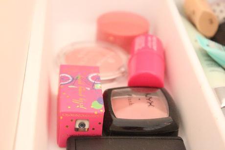 Mon rangement maquillage !