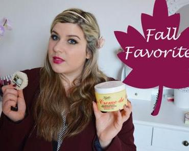 Let's talk : TAG Fall Favorites