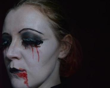 Vampire dark {halloween} tuto#32