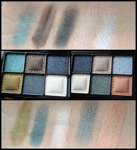 Maquillage d'automne avec la Eye Designer Palette de By Terry
