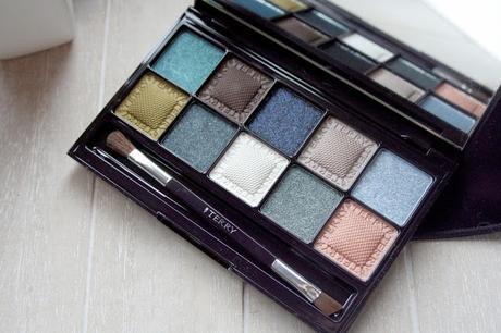 Maquillage d 39 automne avec la eye designer palette de by terry - Palette maquillage avec pinceaux ...