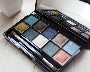 Maquillage d'automne avec la Eye Designer Palette de By Terry