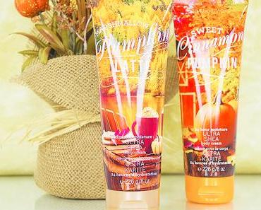 Cocooning d'automne avec Bath & Body Works