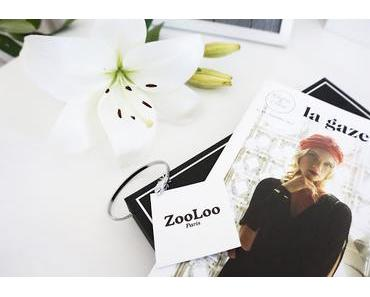EMMA & CHLOÉ - Septembre 2015 avec  Zooloo Paris
