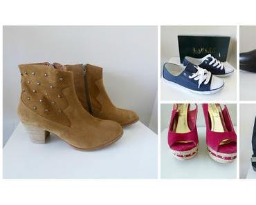VIDE DRESSING - LES CHAUSSURES