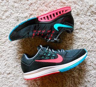 pas mal 4ba4c 1246a Running : mon avis sur les Nike Zoom Structure 18