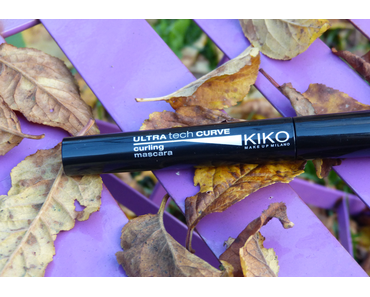 ♥ L'Ultra Tech Curve, LE mascara (Kiko) ♥