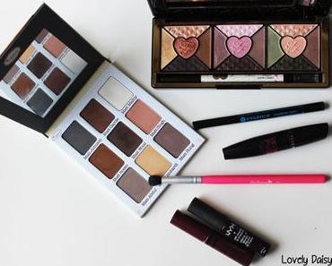 Tutoriel Maquillage : Bright eyes & Vampy lips