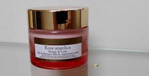Rosa angelica baume de rosée par Sanoflore