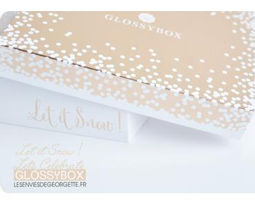 Glossybox Edition limitée Rose Gold