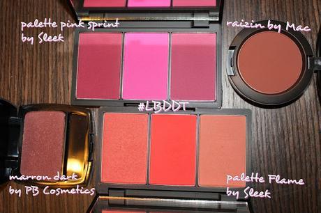 Bien choisir son blush !!!