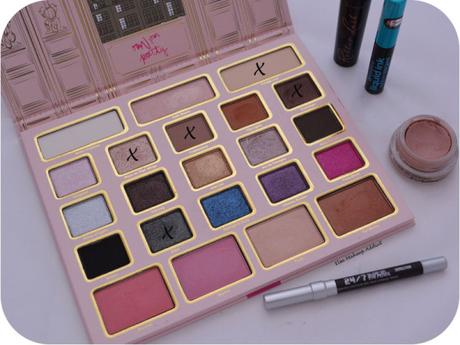 Makeup Smoky Olive le Grand Palais Too Faced 5