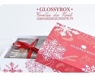 Glossybox Contes de Noël #decembre2015