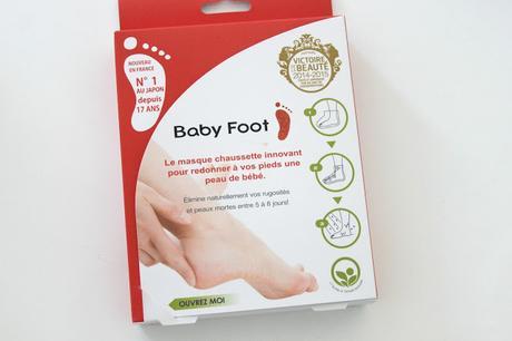 Retrouver des pieds de bébé grace à Baby foot ?