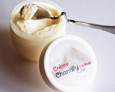 La Chantilly by JLS à la rose : le bonheur à tout faire !