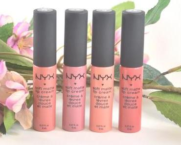 Soft Matte Lip Cream de NYX, le mat parfait ?