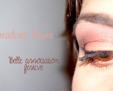 Paradisco prune - Belle association festive