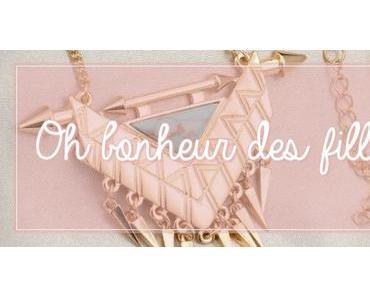 « Oh Bonheur des filles » …