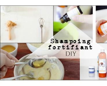 DIY [Shampoing activateur de pousse]